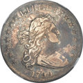 Early Dollars, 1799 $1 7x6 Stars VF35 NGC. B-5, BB-157, R.2....