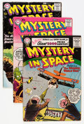 Silver Age (1956-1969):Science Fiction, Mystery in Space Group (DC, 1956-66) Condition: Average VG+....(Total: 31 Comic Books)