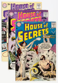 Silver Age (1956-1969):Mystery, House of Secrets Group (DC, 1957-66) Condition: Average VG+....(Total: 29 Comic Books)