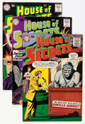 Silver Age (1956-1969):Mystery, House of Secrets Group (DC, 1959-72) Condition: Average FN....(Total: 15 Comic Books)