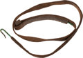 Arms Accessories, Civil War Issue Infantry Musket Sling....