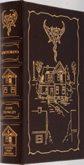 Books:Science Fiction & Fantasy, John Crowley. SIGNED/LIMITED. Daemonomania. Easton Press, 2000. First edition, first printing. Limited to 1000 num...