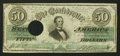 Confederate Notes:1862 Issues, T50 $50 1862 PF-11 Cr. 357.. ...
