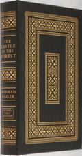 Books:Literature 1900-up, Norman Mailer. SIGNED/LIMITED. The Castle in the Forest.Easton Press, 2007. First edition, first printing. Li...