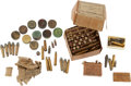 Miscellaneous, Group Lot of Ammunition and Cap Tins...
