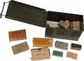 Miscellaneous, Group Lot of Miscellaneous Ammunition...