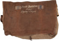 Military & Patriotic:WWI, WWI Sleeping Bag Identified to a Member of the Royal FlyingCorps....