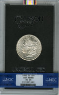 GSA Dollars: , 1883-CC $1 GSA HOARD MS65 NGC. NGC Census: (3687/618). PCGSPopulation (0/2). ...