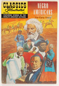 Silver Age (1956-1969):Classics Illustrated, Classics Illustrated #169 Negro Americans: The Early Years - FirstEdition (Gilberton, 1969) Condition: VF-....
