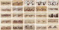 Photography:Stereo Cards, Group of 25 Exceptional Spanish American War Stereoviews.... (Total: 25 Items)