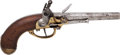 Handguns:Muzzle loading, French Queen Anne Style Model 1777 Flintlock Cavalry Pistol....