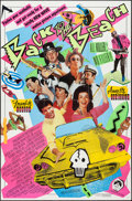 "Movie Posters:Comedy, Back to the Beach (Paramount, 1987). One Sheet (27"" X 41"").Comedy.. ..."