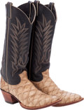Miscellaneous, Western Apparel: Anteater Boots....