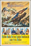 "Movie Posters:Western, Major Dundee and Other Lot (Columbia, 1965). One Sheets (2) (27"" X41""). Western.. ... (Total: 2 Items)"