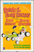"""Movie Posters:Animation, Battle of the Drag Racers (Warner Brothers, 1966). One Sheet (27"""" X 41""""). Animation.. ..."""