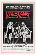 """Movie Posters:Documentary, Mustang: The House that Joe Built (Cannon, 1978). One Sheet (27"""" X 41""""). Documentary.. ..."""