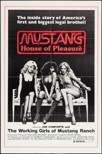 "Mustang: The House that Joe Built (Cannon, 1978). One Sheet (27"" X 41""). Documentary"
