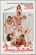 "Movie Posters:Sexploitation, The Teasers Go To Paris & Others Lot (Group 1, 1978). OneSheets (6) (27"" X 41""). Sexploitation.. ... (Total: 6 Items)"