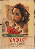 "Movie Posters:Romance, Lydia (London Films, 1946). French Grande (47"" X 63""). Romance....."