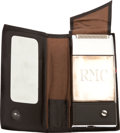 Political:Presidential Relics, Roy M. Cohn: Personal Monogrammed Electric Razor.... (Total: 3 Items)