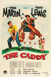"""The Caddy (Paramount, 1953). One Sheet (27"""" X 41"""")"""