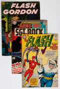Silver Age (1956-1969):Miscellaneous, Comic Books - Assorted Golden and Silver Age Comics Group (VariousPublishers, 1951-70) Condition: Average GD+.... (Total: 17 ComicBooks)