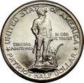 Commemorative Silver, 1925 50C Lexington MS66+ PCGS. CAC....