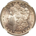 Morgan Dollars, 1883-S $1 MS63 NGC. CAC....