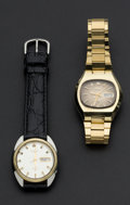 Timepieces:Wristwatch, Two Seiko Automatic Wristwatches Runners. ... (Total: 2 Items)