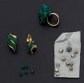 Estate Jewelry:Lots, A Lot Of 18 Items. ... (Total: 18 Items)