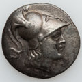 Ancients:Greek, Ancients: PAMPHYLIA. Side. Ca. 200-100 BC. AR tetradrachm (16.06gm). ...