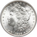 Morgan Dollars, 1899-S $1 MS66 PCGS. CAC....