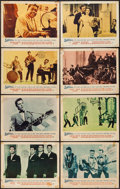 """Movie Posters:Rock and Roll, Jamboree (Warner Brothers, 1957). Lobby Card Set of 8 (11"""" X 14""""). Rock and Roll.. ... (Total: 8 Items)"""