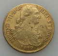 Colombia, Colombia: Ferdinand VII gold 8 Escudos 1817 NR-JF,...