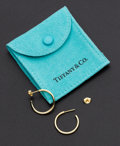 Estate Jewelry:Earrings, Gold Earrings by Tiffany & Co.. ...
