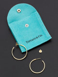 Estate Jewelry:Earrings, Gold Earrings By Tiffany & Co . ...