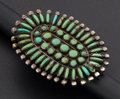 Estate Jewelry:Rings, Zuni Turquoise and Silver Ring. ...