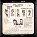 Miscellaneous:Broadside, John Dillinger: FBI Wanted Poster....