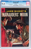 Silver Age (1956-1969):Western, Four Color #848 Marauder's Moon (Dell, 1957) CGC NM 9.4 Whitepages....