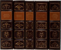 Books:Reference & Bibliography, [Oxford Reference]. Group of Five Books Published by Easton Press.Publisher's leather. Light shelfwear, else fine.... (Total: 5Items)