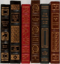 Books:Literature 1900-up, [Literature]. Kafka, Orwell, Burgess, Updike, and Others. Group ofSix Books Published by Easton Press and Franklin Library, O...(Total: 6 Items)
