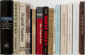 Books:Biography & Memoir, [Literary Biography]. Group of 14 Books. Various editions andpublishers. Publisher's binding and 8 in djs. Good or better c...(Total: 14 Items)