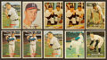 Baseball Cards:Lots, 1957 Topps Baseball Collection (386) With Stars & HoFers. ...