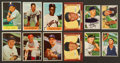 Baseball Cards:Lots, 1951 - 1955 Bowman Baseball Collection (68). ...