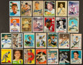 Autographs:Sports Cards, Baseball Greats Signed Cards Lot of 350+. ...