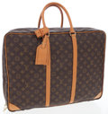Luxury Accessories:Bags, Louis Vuitton Classic Monogram Canvas Sirius 50 Soft-SidedSuitcase. ...