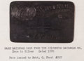 Transportation:Railroad, Rare 1889 Silverton Railroad Pass in the Name of Robert G. Ford.... (Total: 2 )