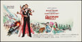 """Movie Posters:James Bond, Octopussy (MGM/UA, 1983). British Special Poster (12"""" X 24'). James Bond.. ..."""
