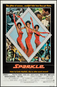 """Sparkle & Other Lot (Warner Brothers, 1976). One Sheets (2) (27"""" X 41"""") Style B & Regular. Black Films..."""