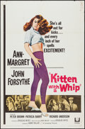 "Movie Posters:Bad Girl, Kitten with a Whip (Universal, 1964). One Sheet (27"" X 41""). BadGirl.. ..."